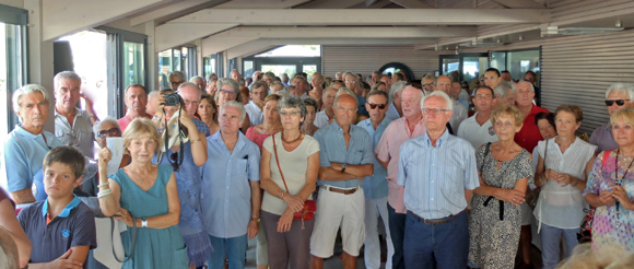 Image 3 - Le club-house de la Société nautique inauguré