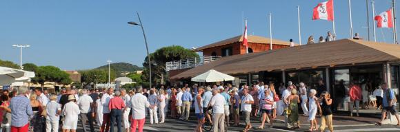 Image 4 - Le club-house de la Société nautique inauguré