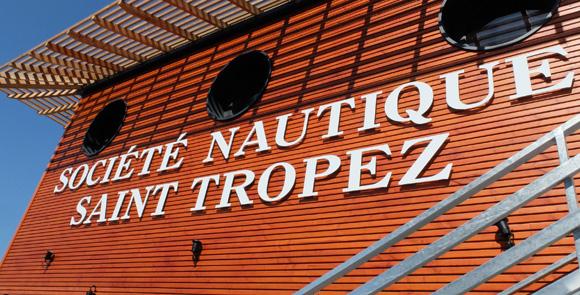 Image 6 - Le club-house de la Société nautique inauguré