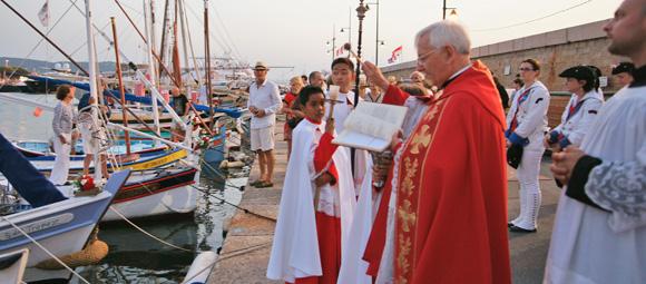 Image 5 - Fête de la Saint-Pierre et inauguration de la Pesquière