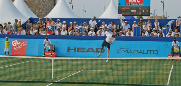Image 11 - Un Classic tennis tour franco-russe