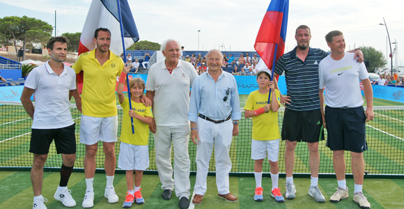 Image 3 - Un Classic tennis tour franco-russe