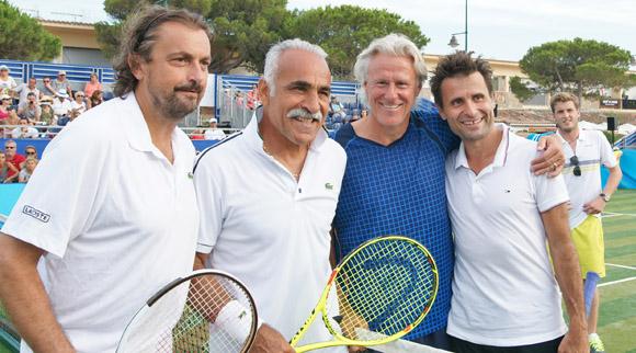 Image 4 - Un Classic tennis tour franco-russe