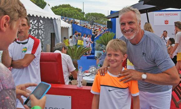 Image 5 - Un Classic tennis tour franco-russe