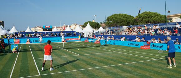 Image 6 - Un Classic tennis tour franco-russe