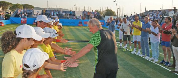 Image 8 - Un Classic tennis tour franco-russe