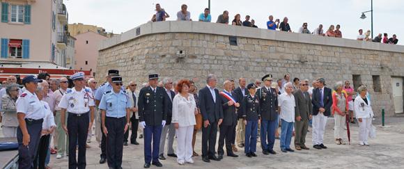 Image 4 - 15 août : retour en images sur le 71e anniversaire du débarquement en Provence