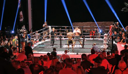 Fight-Night : la « der » de Jérôme Le Banner