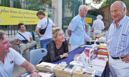 Les Nocturnes littéraires à Saint-Tropez