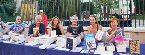 Image 3 - Les Nocturnes littéraires à Saint-Tropez