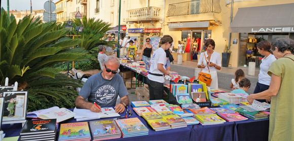 Image 4 - Les Nocturnes littéraires à Saint-Tropez