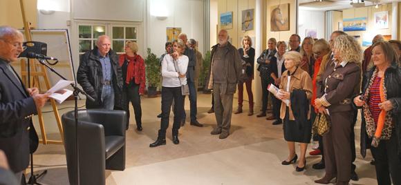 Image 2 - Le salon d'art et essai jusqu'au 18 novembre
