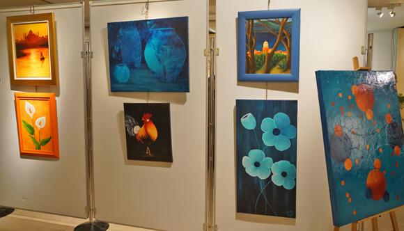 Image 5 - Le salon d'art et essai jusqu'au 18 novembre