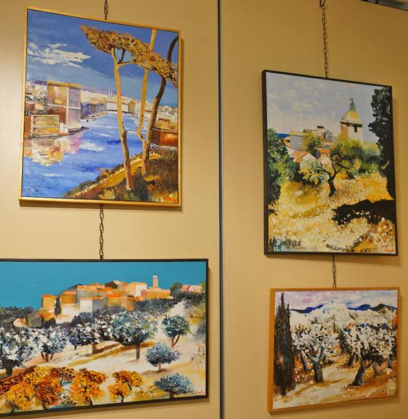Image 6 - Le salon d'art et essai jusqu'au 18 novembre