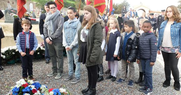 Image 5 - 11 novembre : « La paix se mérite et ne peut se construire qu'ensemble »