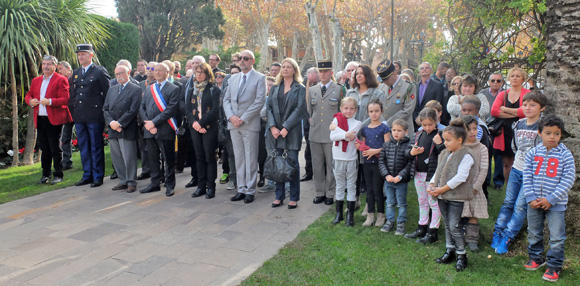 Image 7 - 11 novembre : « La paix se mérite et ne peut se construire qu'ensemble »