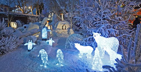 Image 5 - Retour en images sur Noël  à Saint-Tropez