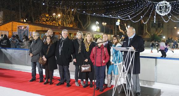 Image 6 - Retour en images sur Noël  à Saint-Tropez