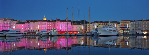 Image 8 - Retour en images sur Noël  à Saint-Tropez