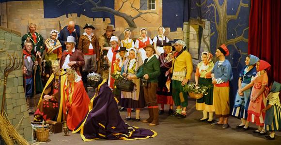 Image 12 - Retour en images sur Noël  à Saint-Tropez
