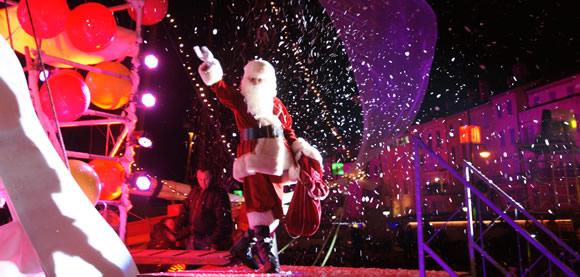 Image 16 - Retour en images sur Noël  à Saint-Tropez