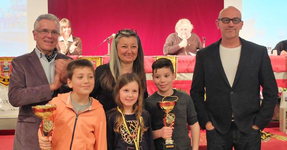Image 2 - Sport : Les champions, dirigeants et bénévoles de l'UST récompensés