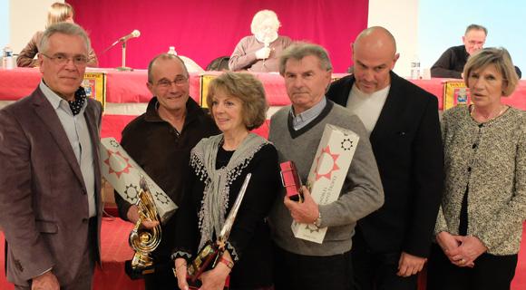 Image 6 - Sport : Les champions, dirigeants et bénévoles de l'UST récompensés