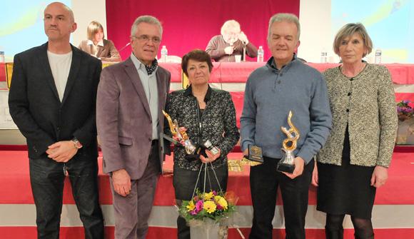 Image 7 - Sport : Les champions, dirigeants et bénévoles de l'UST récompensés