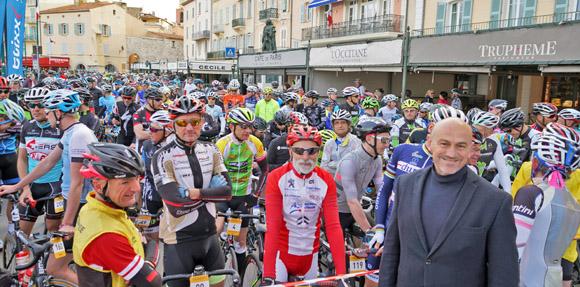 Image 3 - Granfondo : 1 000 vélos sur le vieux port