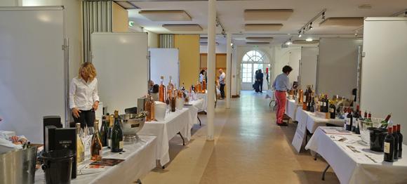 Image 2 - Le salon du vin de Saint-Tropez