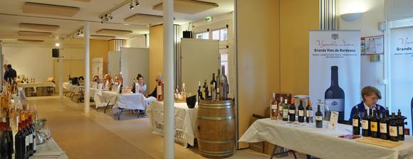 Image 3 - Le salon du vin de Saint-Tropez