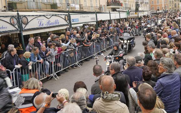 Image 2 - Un 10e Eurofestival Harley-Davidson haut en couleur