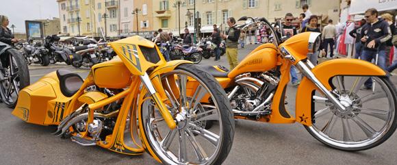 Image 4 - Un 10e Eurofestival Harley-Davidson haut en couleur
