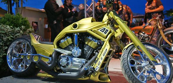 Image 6 - Un 10e Eurofestival Harley-Davidson haut en couleur