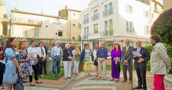 Image 4 - Le colossal de retour à Saint-Tropez avec Bernard Bezzina