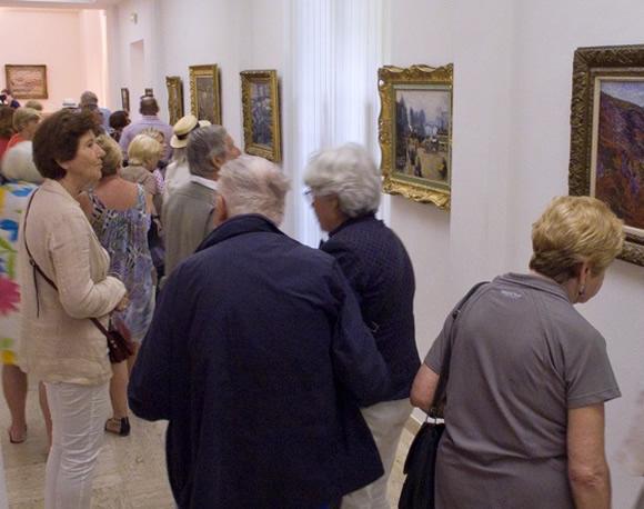 Image 3 - Un fauve singulier au musée de l'Annonciade de Saint-Tropez
