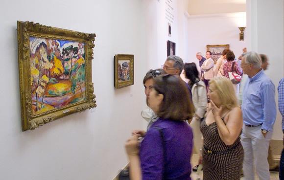 Image 5 - Un fauve singulier au musée de l'Annonciade de Saint-Tropez
