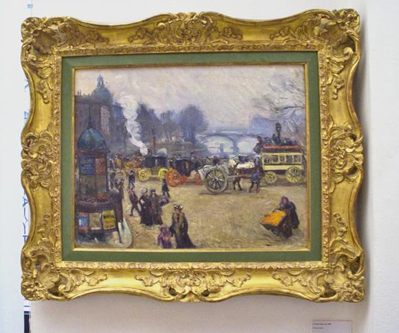 Image 6 - Un fauve singulier au musée de l'Annonciade de Saint-Tropez