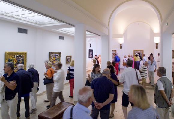Image 7 - Un fauve singulier au musée de l'Annonciade de Saint-Tropez