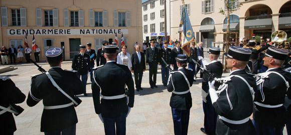 Image 4 - Inauguration du musée de la Gendarmerie et du Cinéma de Saint-Tropez