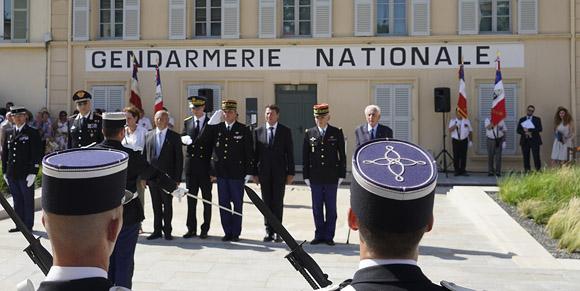 Image 5 - Inauguration du musée de la Gendarmerie et du Cinéma de Saint-Tropez