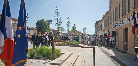 Image 7 - Inauguration du musée de la Gendarmerie et du Cinéma de Saint-Tropez