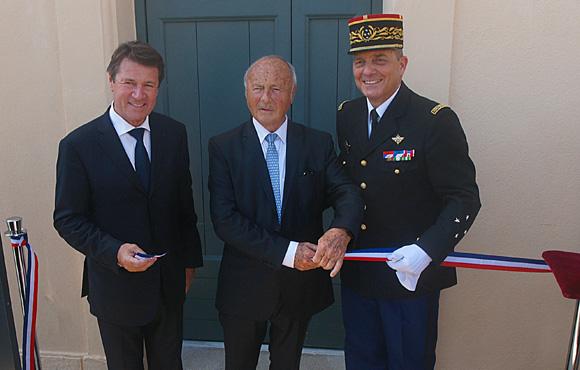 Image 8 - Inauguration du musée de la Gendarmerie et du Cinéma de Saint-Tropez