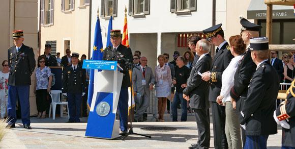 Image 13 - Inauguration du musée de la Gendarmerie et du Cinéma de Saint-Tropez