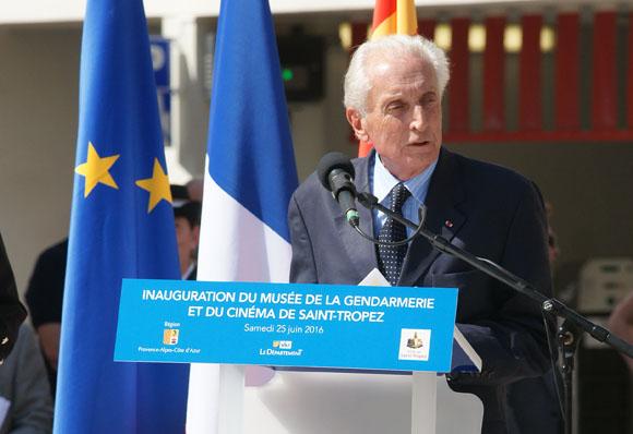 Image 12 - Inauguration du musée de la Gendarmerie et du Cinéma de Saint-Tropez