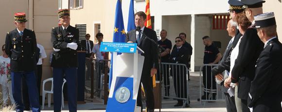 Image 9 - Inauguration du musée de la Gendarmerie et du Cinéma de Saint-Tropez
