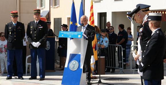 Image 10 - Inauguration du musée de la Gendarmerie et du Cinéma de Saint-Tropez
