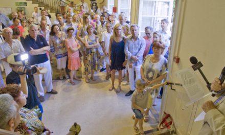 Inauguration de l'exposition « Pablo Picassso, légende de l'art »