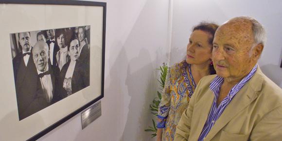 Image 3 - Inauguration de l'exposition « Pablo Picassso, légende de l'art »
