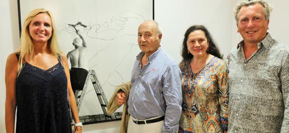 Image 6 - Inauguration de l'exposition « Pablo Picassso, légende de l'art »